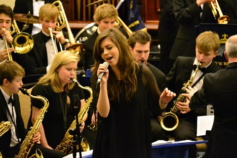 Kings School Big Band