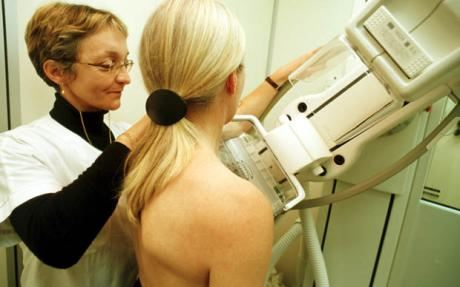 Breast screening in Estepona