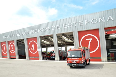 Estepona Fire Station