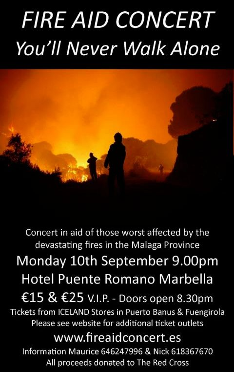 Fire Aid Concert