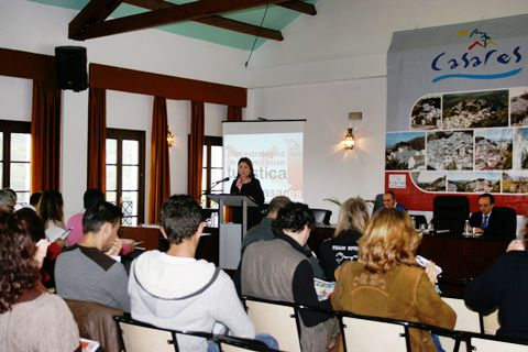Tourism Plan presentation in Casares