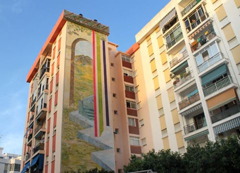 Mural Mar y Sierra
