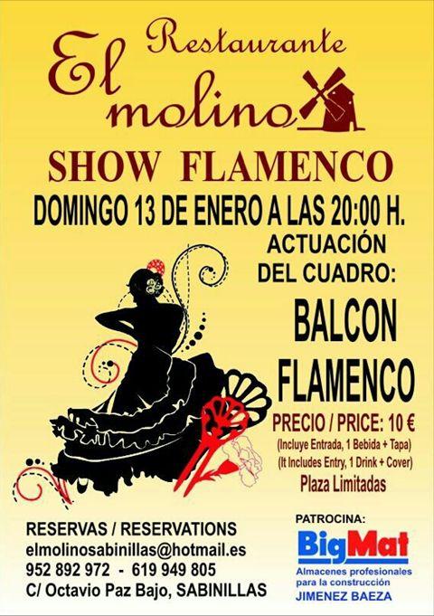 Balcon Flamenco