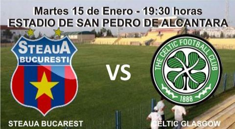 Steau v Celtic