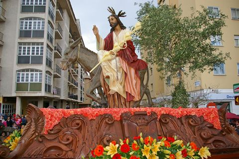 Palm Sunday Estepona