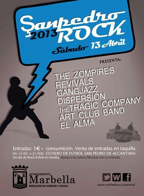 San Pedro Rock 2013