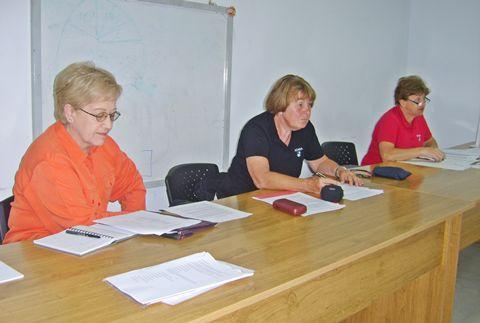 Adana board members