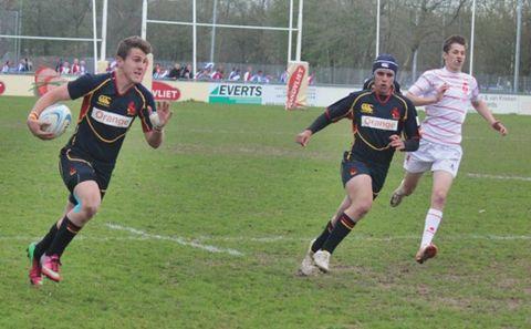 Spain U17 rugby