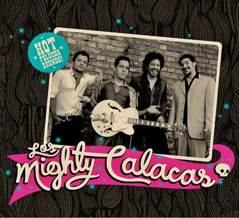 Los Mighty Calacas