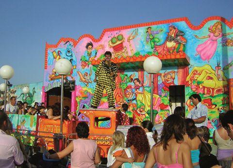 Feria Ride