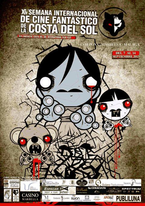 Horror Festival Poster 2013