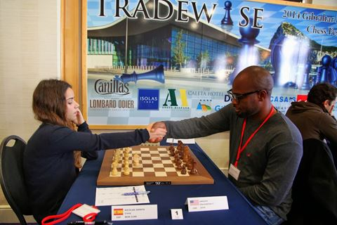 Gibraltar Tradewise Chess tournament