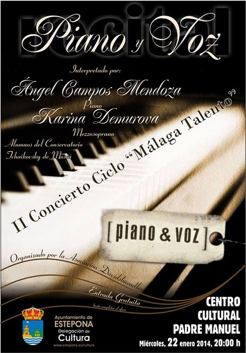 Concert for Piano and Voice