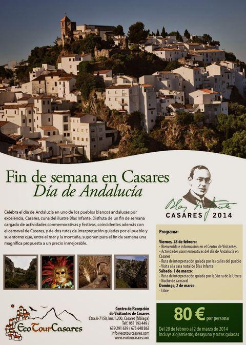 Casares Weekend Poster