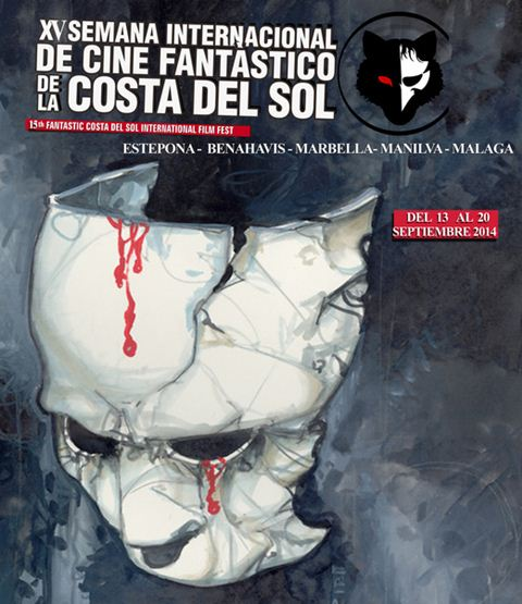 15th Costa del Sol Horror and Fantasy Festival 2014