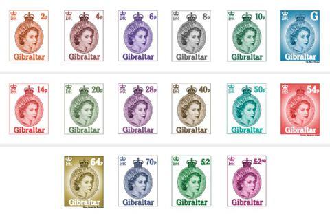 Gibraltar Stamps