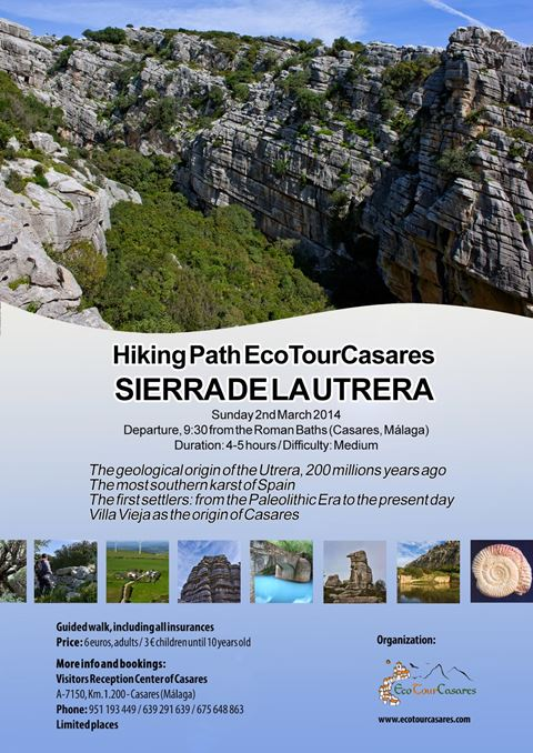 Sierra Utrera guided walk