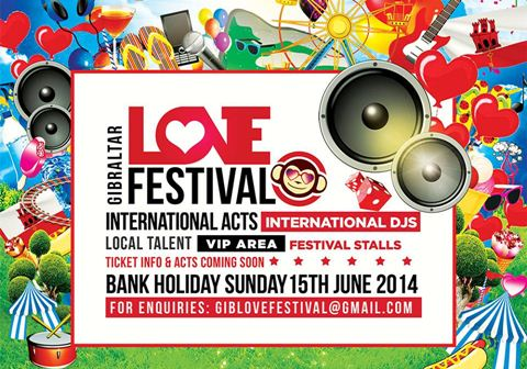 Gibraltar Love Festival