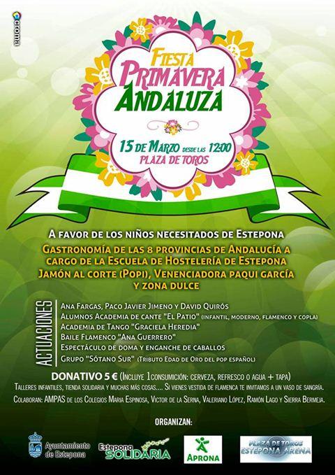 Fiesta Primavera Andaluza