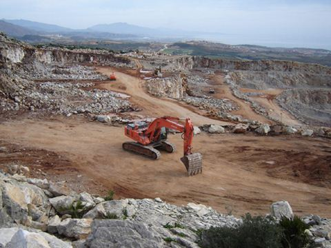 Sierra de la Utrera quarry