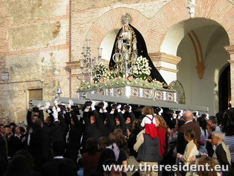 Semana Santa in Manilva