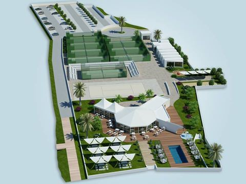 Marina de Casares Sports Centre