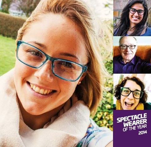 Spectacle Wearer of The Year Contest