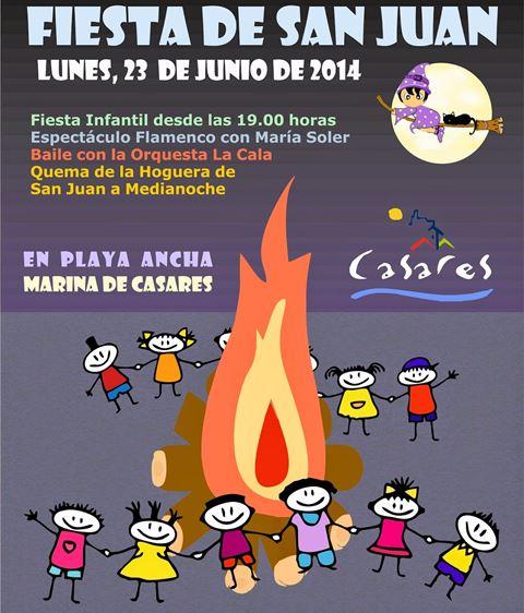 San Juan Casares poster 2014