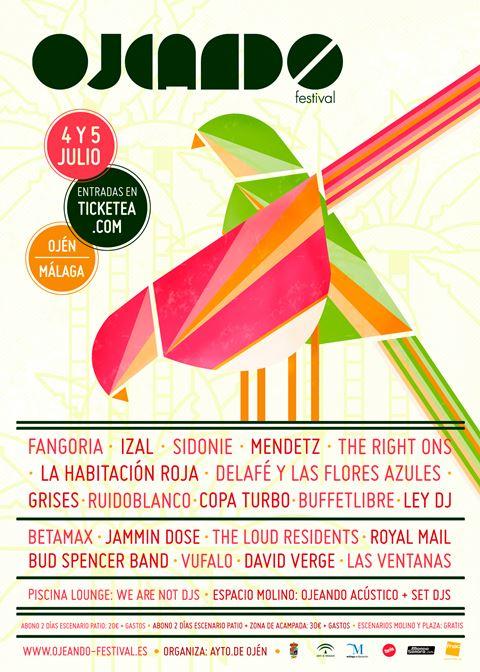 Ojeando 2014 poster