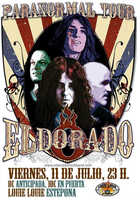 El Dorado at Louie Louie, Estepona.