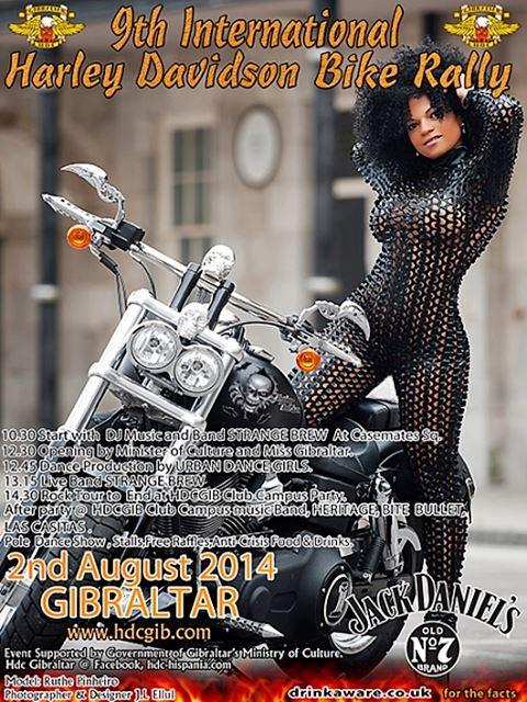 Gibraltar Harley Rally