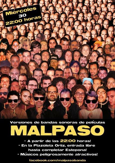 Malpaso Poster
