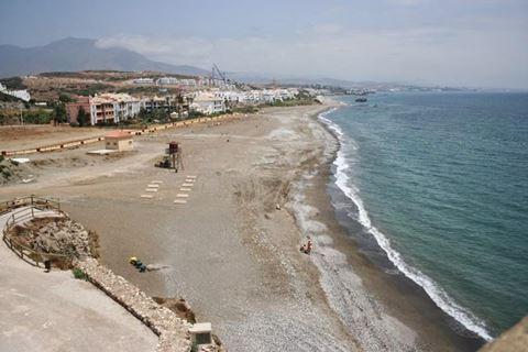 Playa Piedra de Paloma