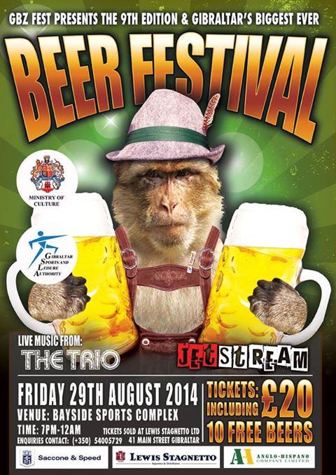 Gibraltar Beer Festival
