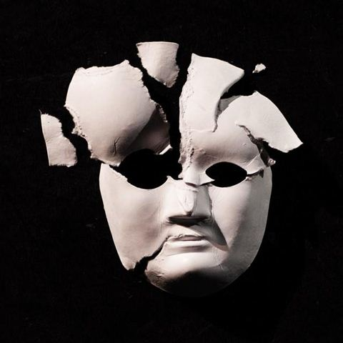 Fragments of a Blank Face album cover