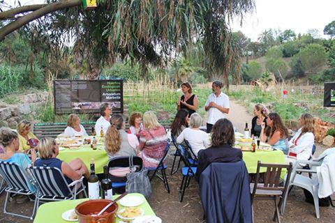 Marbella Arboretum Networking