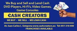 Cash Creators Estepona
