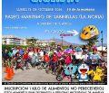 II Bicycle Gymkhana in Sabinillas