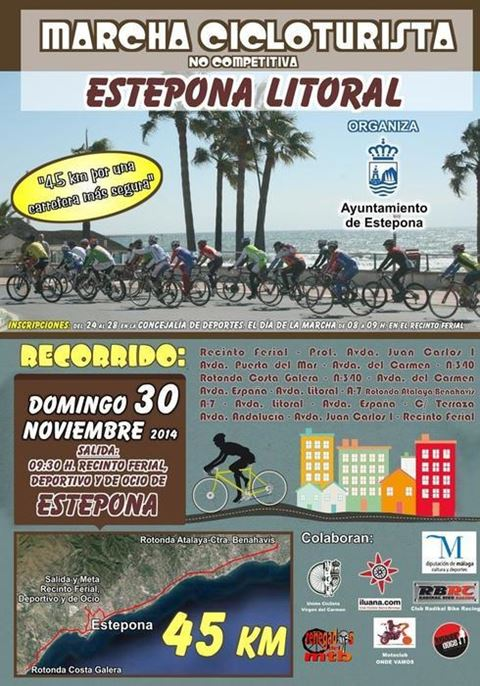 Estepona Cycle Ride