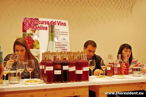 Manilva Wine Contest