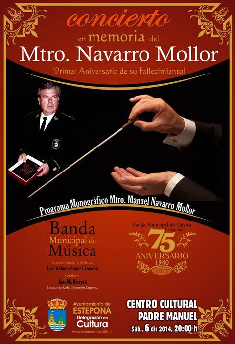 Mollor Concert Poster