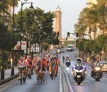 Estepona will be the starting point for the fourth stage of next year's Vuelta Ciclista a España