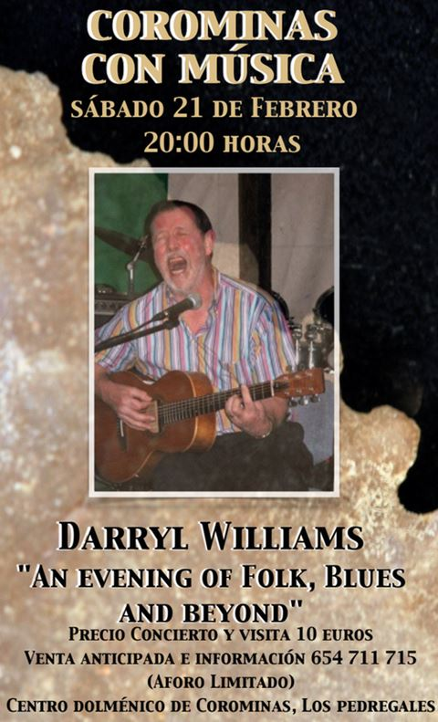 Darryl Williams in Estepona
