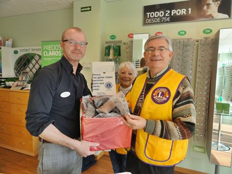 Specsavers Lions Club Campaign