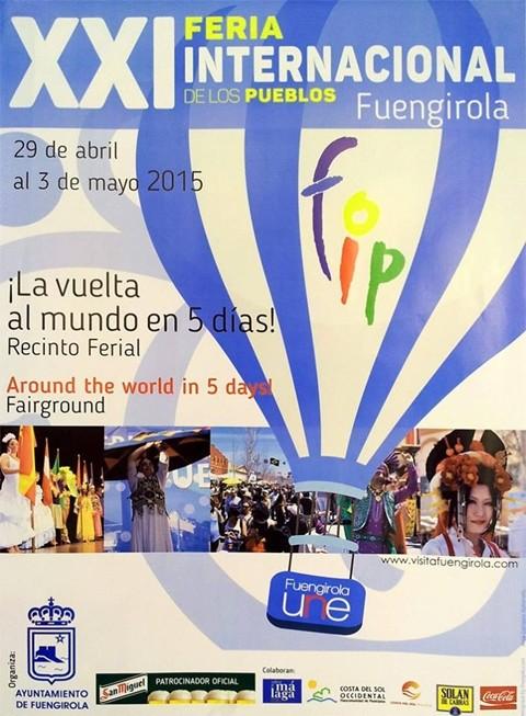 Fuengirola International Feria de los Pueblos 2015