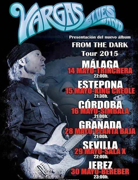 Vargas Blues Band Poster