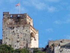 Moorish Castle Gibraltar