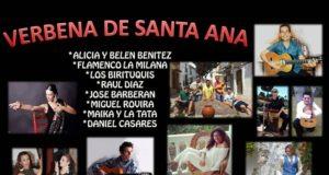 Verbena Santa Ana for Cudeca