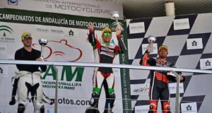 Alvaro Muñoz motorcyclist