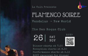 Vandalus Flamenco Show